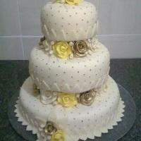 bolo casamento Uberlândia