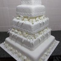 maquete de bolo casamento Uberlândia