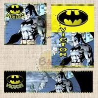 BATMAN  KIT DIGITAL OU IMPRESSO  Digital: disponível para você imprimir quando e quantas vezes q