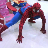 homem aranha e outros heróis