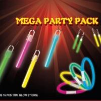 Super Combo Mega Party Pack: 48 itens variados para a alegria da sua festa