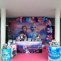 #frozen2 #festafrozen2