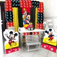 Decoração Mickey clássico
