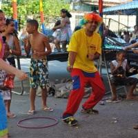 Animação de Festa infantil com diversas brincadeiras e som com diversas músicas.  Brincadeiras div