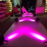 Iluminação cênica(decorativa) desfile de sapatos