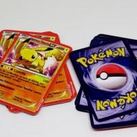 Somos pioneiros e campeões de vendas - convite Pokémon em formato de card, surpreenda os convidados