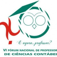 Logotipo para evento empresarial.