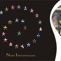 Convite para confraternização em evento.