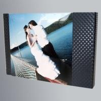 Álbum de Luxo Top Foto com acrílico