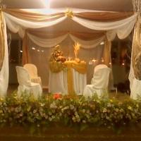 tenda hebraica para casamento