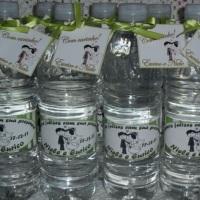 Garrafinhas de água personalizadas Fofas