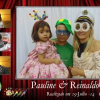 Foto Maluka do Casamento de Pauline e Reinaldo.