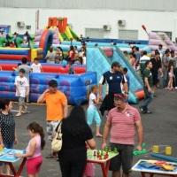 Futebol de sabão Sétima Festas e Eventos.