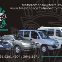 FVA Locação e Fretamentos de Veículos.