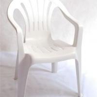 Cadeira de Pvc com braço