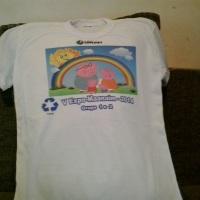 Camisa básica malha PP personalizada