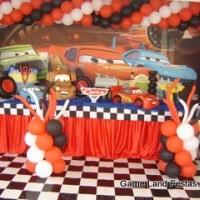 Festa Tema carros