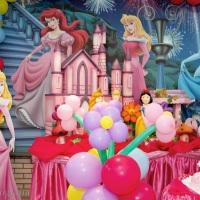 Festa Tema Princesas