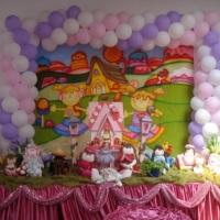 Festa Tema Bonecas