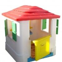 Casinha Chicco de jardim, ideal para crianças de 1 a 5 anos, diversão garantida.