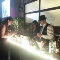 Bartenders Berohi em ação.