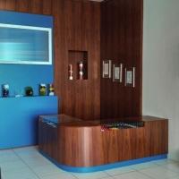 Projeto e montagem de showrooms