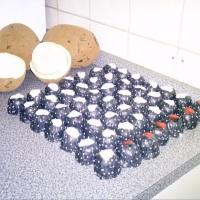 Bombons de cupuaçu