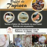 Buffet de Tapioca Gourmet
