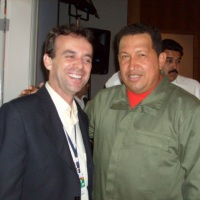 PRESIDENTE HUGO CHAVES E GILBERTO VITORIA