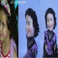 Noivinhos Humanizados Personalizados feitos através de fotos. apartir de R$360,00