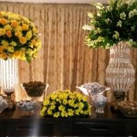 Objetos Glamour Decor na decoração de Binho Rios