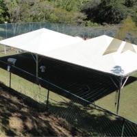 Gold Tendas. Aluguel e Venda de Tendas e Galpões. Aluguel de tendas para eventos.