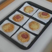 Mini Pizza!!! hummmmmmmmmmm delícia!