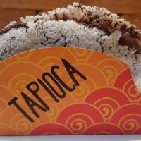 Tapioca, são mais de 12 sabores, entre doces e salgadas!