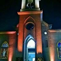 Igreja São Sebastião, nossa iluminação!