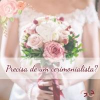 Nosso serviço de cerimonial de casamento. Podemos lhe ajudar a realizar seu sonho.