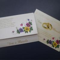 Convite de casamento 3