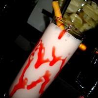 Shake de Morango