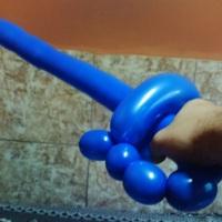 Escultura Espada