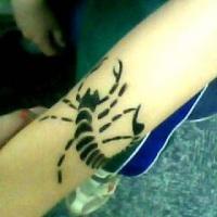 Pint. Escorpião