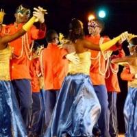 Apresentação no Tabuleiro da Dança