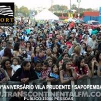 EVENTOS AO AR LIVRE - TRANSCONTINENTAL FM