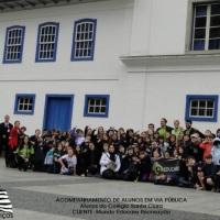CLIENTE: MUNDO EDUCARE - COLÉGIO SANTA CLARA