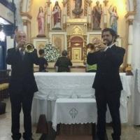 Casamento Itabira abril 2015 trompetes