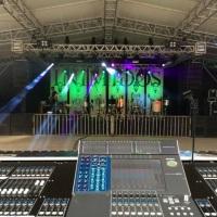 Show Inimigos da HP em Lorena/SP GT Audio Sonorização Profissional