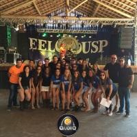 Festa universitária USP Mamutes com Circulado de Fulo. GT Audio Sonorização Profissional