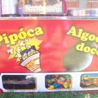 PIPOCA E ALGODAO DOCE