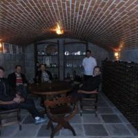 Serviços de vinhos, locação de material para serviços de sommelier