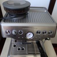 Maquina de cafe expresso Tramontina Serve apenas café expresso e e com leite e ou moccaccino Locaç
