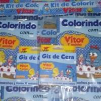 Lembranças - Kit Pintura Galinha Pintadinha